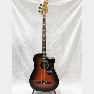 Fender Acoustics FSR Kingman Bass SCE 3-Color Sunburst 【アウトレット特価】【生産完了カラー】