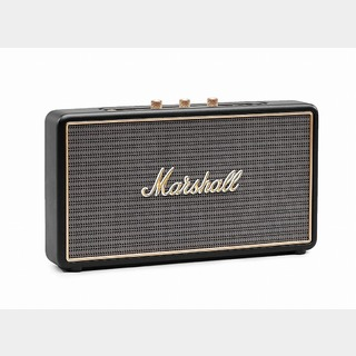 Marshall Stockwell Black ワイヤレス・スピーカー (ZMS-04091390)【WEBSHOP】