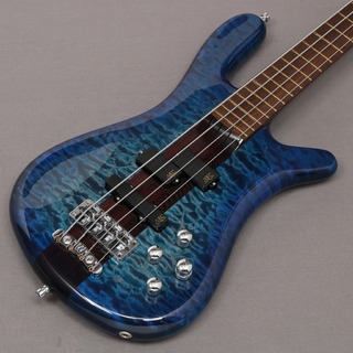 Warwick Custom Shop Streamer Stage I 4-Strings Bleachd Blueburst Transparent High Polish【御茶ノ水ROCKSIDE】
