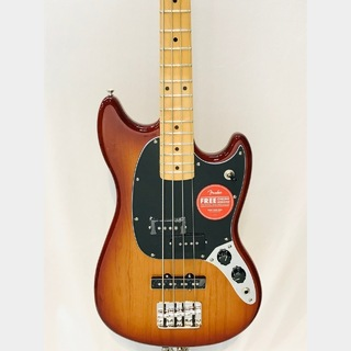 FenderPlayer Mustang Bass PJ Maple / Sienna Sunburst★営業再開セール!31日まで★