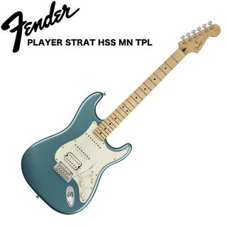 Fender Player Stratocaster HSS MN Tidepool エレキギター