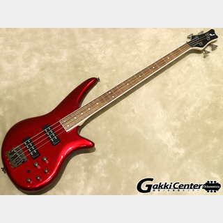 Jackson JS3 Spectra Bass Metallic Red