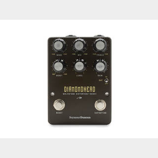 Seymour Duncan DIAMONDHEAD -Multistage Distortion + Boost Pedal