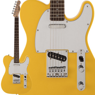 Squier by Fender FSR Affinity Series Telecaster Graffiti Yellow