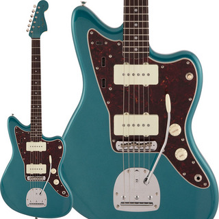 Fender Made in Japan 2020 Collection Traditional 60s Jazzmaster (Ocean Turquoise Metallic)
