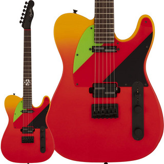 Fender Made in Japan 2020 Evangelion Asuka Telecaster (Asuka Red) [Made in Japan] 【9月下旬以降順次入荷】