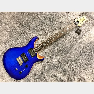 Paul Reed Smith(PRS) 35th Anniversary SE Custom 24 Faded Blue Burst【限定モデル】【2020年製】