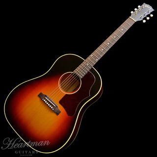 Gibson LTD 1950's J-45 Red Spruce (Kustom Burst)
