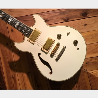 Ibanez AM 400 WHITE 1988