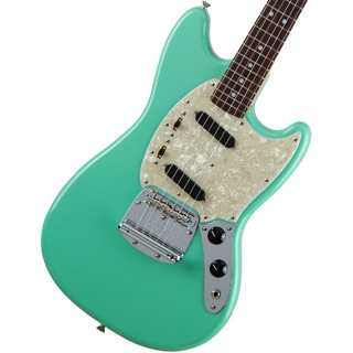 Fender Made in Japan Traditional 60s Mustang Rosewood Fingerboard Surf Green 【WEBSHOP】