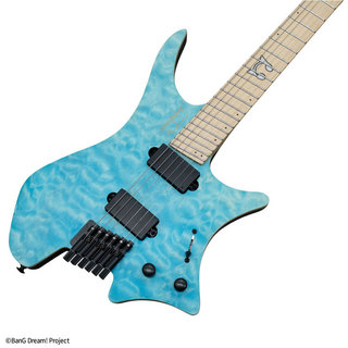 strandberg Boden RAS 6 BanG Dream! RAISE A SUILEN 朝日六花モデル
