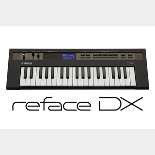 YAMAHA reface DX FMシンセサイザー 【渋谷店】