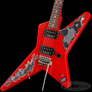 "ESP RANDOM STAR ""THE RED LEGACY"" [Akira Takasaki Signature Model] 【S/N:2200172】【即納可能】"