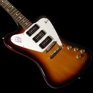 Gibson Custom Shop Non Reverse Firebird 3 P-90s Sunburst Pilot Run