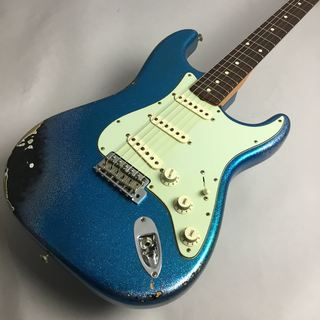 Fender Custom Shop 1962 Stratocaster Heavy Relic NAMM Show Special Edition / BLUE SPARKLE OVER BLACK