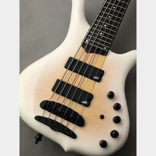 MAYONES 【48回無金利】Comodous 6 -Transparent White Burst- 【USED】