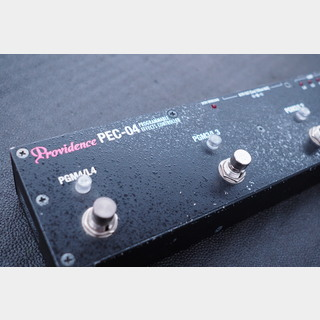 Providence PEC-04 PROGRAMMABLE EFFECTS CONTROLLER