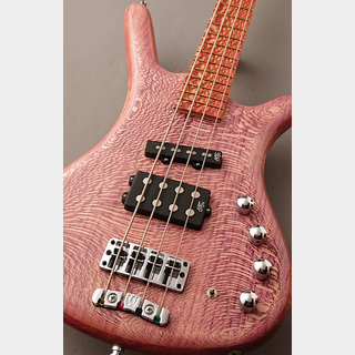 Warwick german custom shop corvette $$ 4-strings lavender tinked【USED】クリーンコンディション【渋谷店】