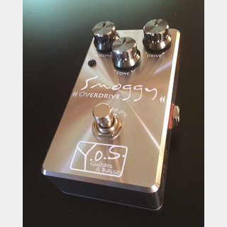 Y.O.S ギター工房 Smoggy Overdrive