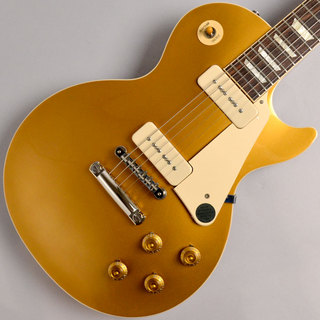 Gibson Les Paul Standard 50s P90 Gold Top #127390032【Gibson USA】【送料無料】