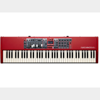 CLAVIA Nord Electro 6D 73◆1台限り!【期間限定セール!10月4日18時マデ!】