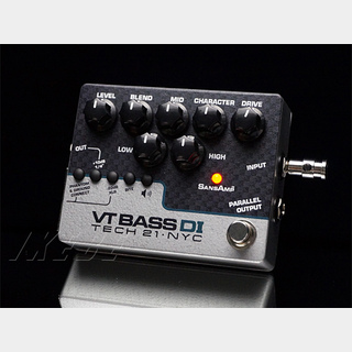 Tech 21SansAmp VT Bass DI 【正規輸入品】