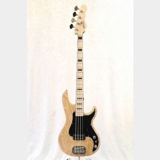 G&LUSA KILOTON Maple Fingerboard /NAT NBB BIB