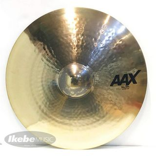 "SABIAN AAX-20TR-B [AAX Thin Ride 20"" / Brilliant Finish] 【店頭展示特価】"
