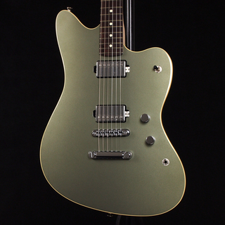 Fender Made in Japan Modern Jazzmaster Jasper Olive Metallic