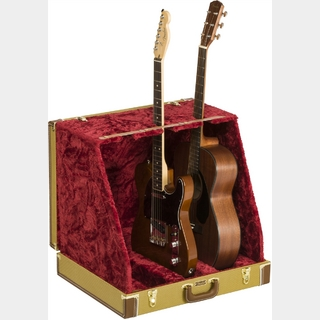 FenderClassic Series Case Stand 3 Tweed