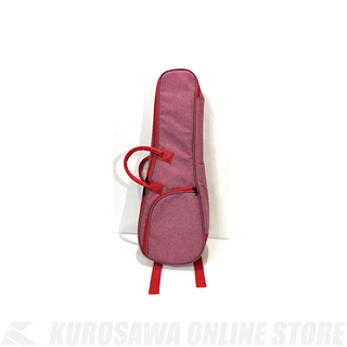 ORCASUKULELE CASE CUTE CON[OUCU-2 RED] 《コンサートウクレレ用》