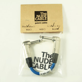 The NUDE CABLE NUDE パッチ 20CM LL BL 【心斎橋店】