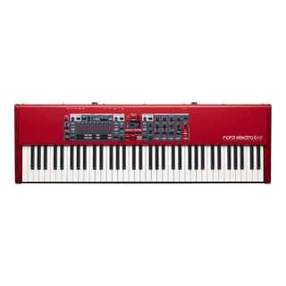 CLAVIA Nord Electro 6 HP【新商品入荷いたしました!】