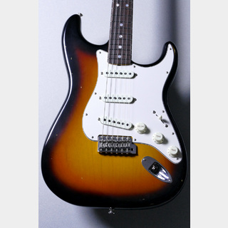 Fender Custom Shop 【展示品特価!!】1965 Stratocaster Journyman Relic -Faded 3 Color Sunburst- [3.55kg]