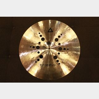 "ISTANBUL AGOP Xist 18"" ION CHINA 【定価より25%OFF!】"