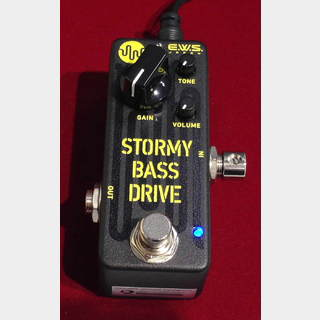 "E.W.S. Stormy Bass Drive ""#900"" 【1月20日まで送料無料】【今ならキリ番が入手可能】"
