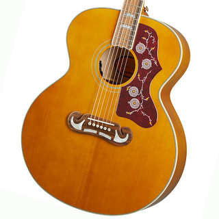 Epiphone by Gibson Masterbilt J-200 Aged Antique Natural Gloss エピフォン アコースティックギター アコギ J200【新宿店】