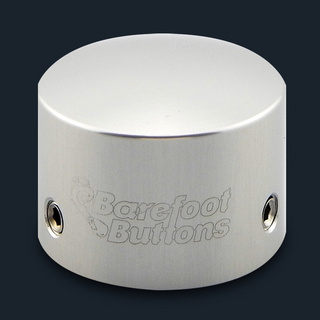 Barefoot Buttons V1 Tallboy Silver