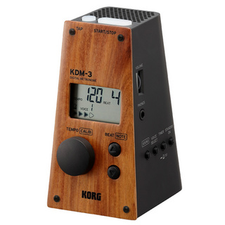 KORG KDM-3-WDBK [DIGITAL METRONOME](Wood/Black)