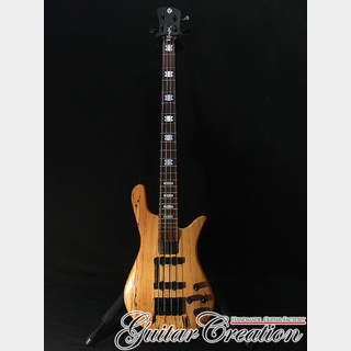 Spector USA NS-2J '05年製【Spalted Maple Natural】