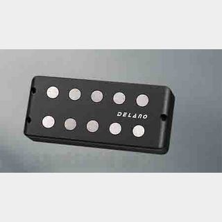 Delano Pickup MC-AL pickup series MM style 5 string pickups AlNiCo 5 magnets MC 5 AL dual coil humbucker EB-Type