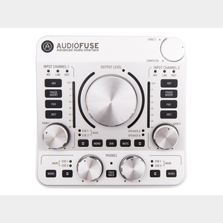 Arturia AudioFuse Classic Silver【7月末までの展示処分大特価!!メーカー保証完備!!】