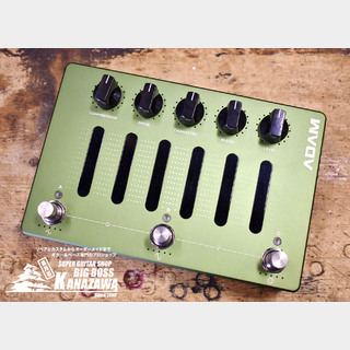 Darkglass Electronics ADAM Aggressively Distorting Advanced Machine【新製品】