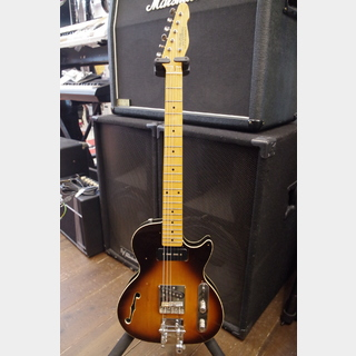 St.Blues 61 SOUTH (改)セミアコギターHipshot B Bender Standard with Drop D Lever 10100C【都城店】