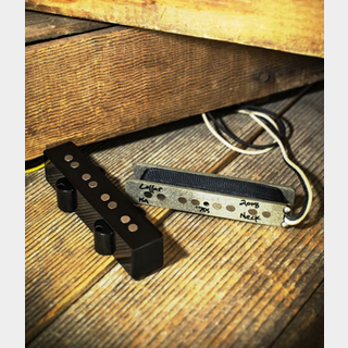 LOLLAR PICKUPS '70s Jazz Bass /SET/BLACK