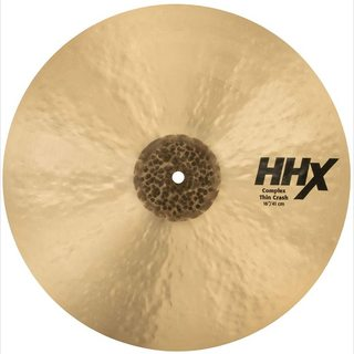 "SABIANHHXシリーズ 16"" COMPLEX THIN CRASH HHX-16CTC"