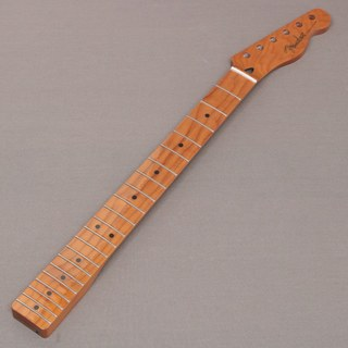 Fender Roasted Maple Telecaster Neck 21 Narrow Tall Frets 9.5 Maple C Shape 【御茶ノ水ROCKSIDE】