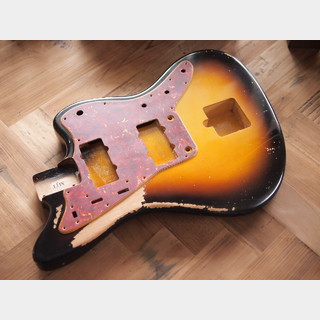 "MJT Jazzmaster Body - ""Number"""