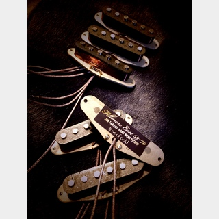 Tone Of Gold Jun Takano Hand Wind Pickup 「Fillmore East 69~70」