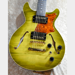 Seventy Seven Guitars ALBATROSS-EWC-SP'20 FT/E MCGR-B #AS0618 【限定1本】【フレイムトチ】【2.97kg】
